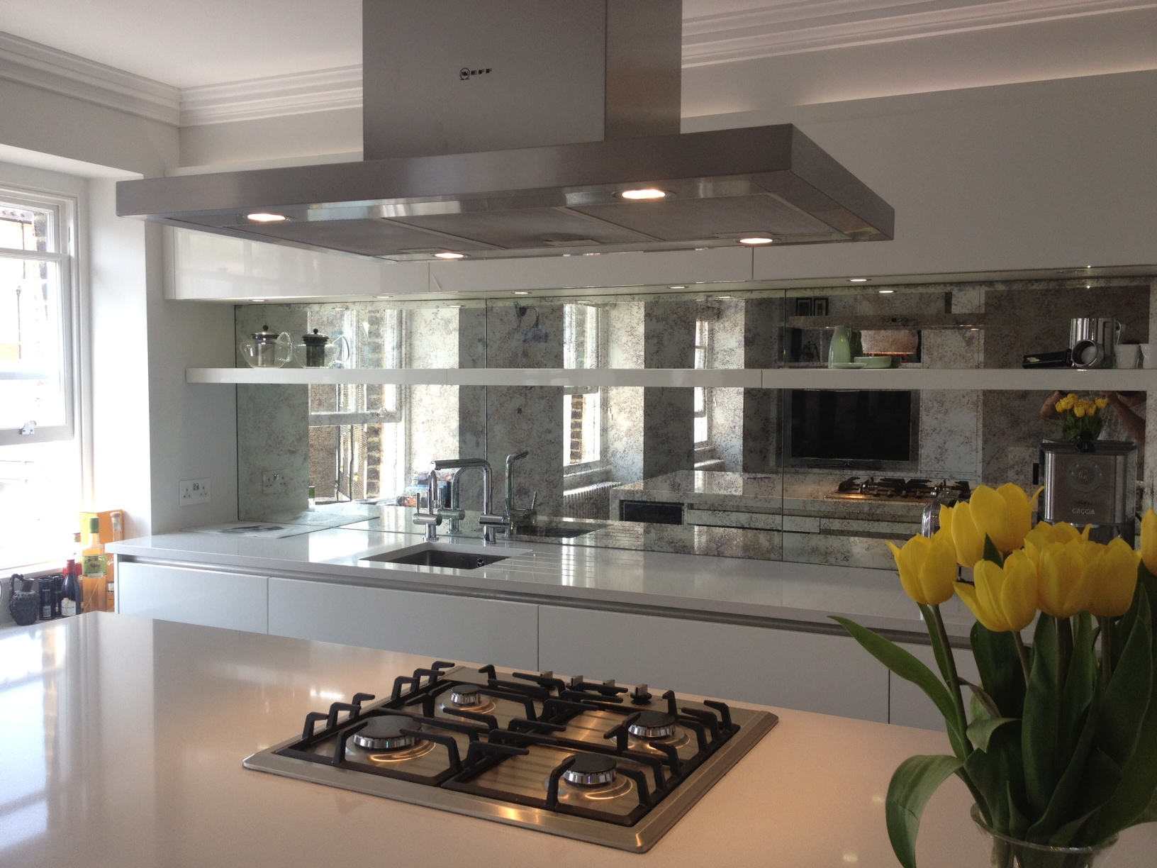 Image Result For Kitchen With Tiles